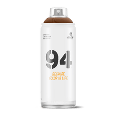 MTN 94 Spray Paint - Coffee Brown (9RV-100)