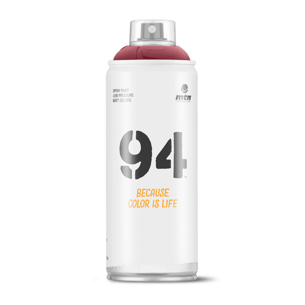 MTN 94 Spray Paint - Compact Red | Spray Planet