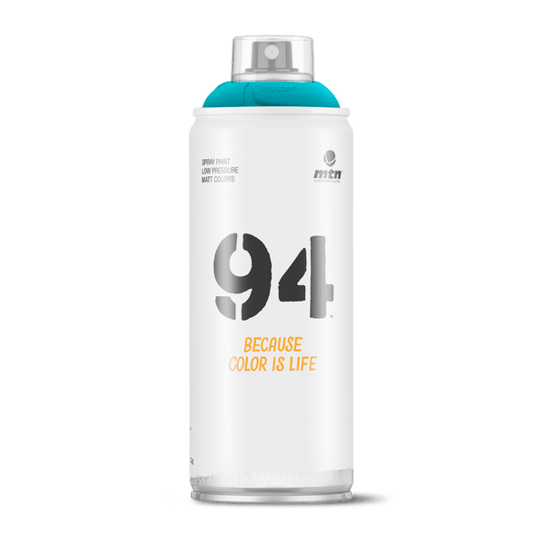 MTN 94 Spray Paint - Cyan | Spray Planet
