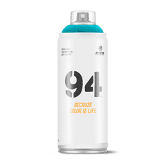 MTN 94 Spray Paint - Cyan (9RV-245)