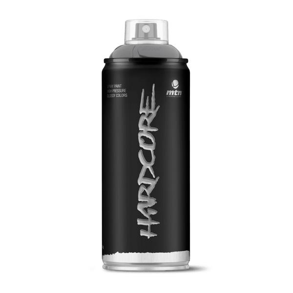 MTN Hardcore Spray Paint - Dark Grey | Spray Planet