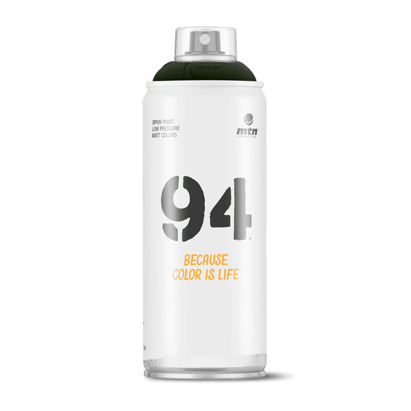 MTN 94 Spray Paint - Dharma Green | Spray Planet