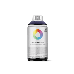 MTN Water Based 300 Spray Paint - <strong>NEW</strong> Dioxazine Purple Dark (WRV-28)