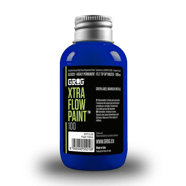 Grog Xtra Flow 100ml Paint Refill - Diving Blue