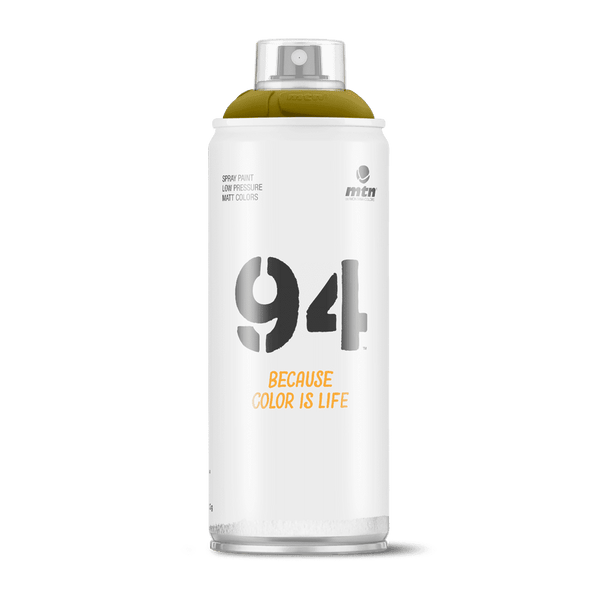 MTN 94 Spray Paint - Dragon Green | Spray Planet