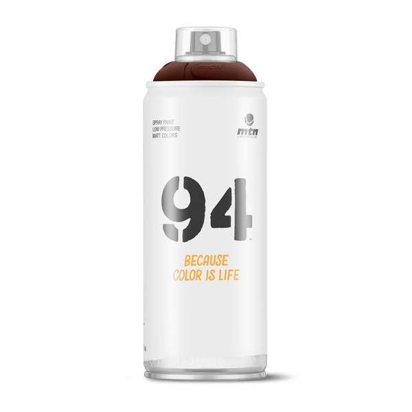 MTN 94 Spray Paint - Ebony Brown | Spray Planet