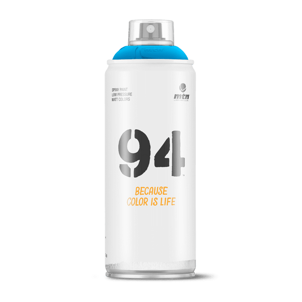 MTN 94 Spray Paint - Electric Blue | Spray Planet