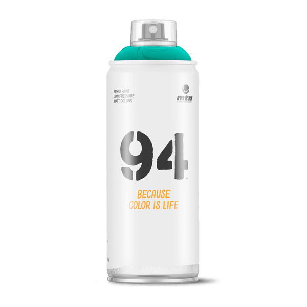 MTN 94 Spray Paint - Emerald Green | Spray Planet