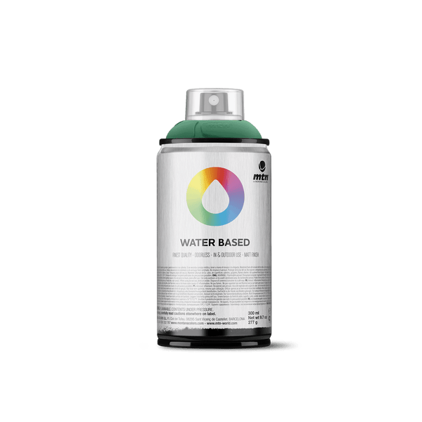 MTN Water Based 300 Spray Paint - Emerald Green Deep | Spray Planet