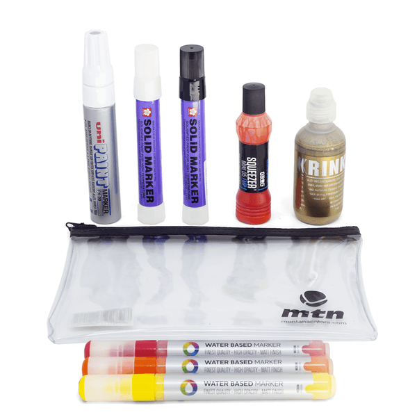 Essentials Marker Pack | Spray Planet