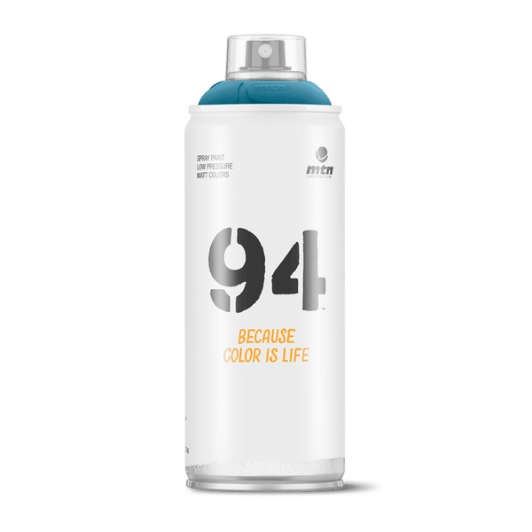 MTN 94 Spray Paint - Eureka Blue | Spray Planet