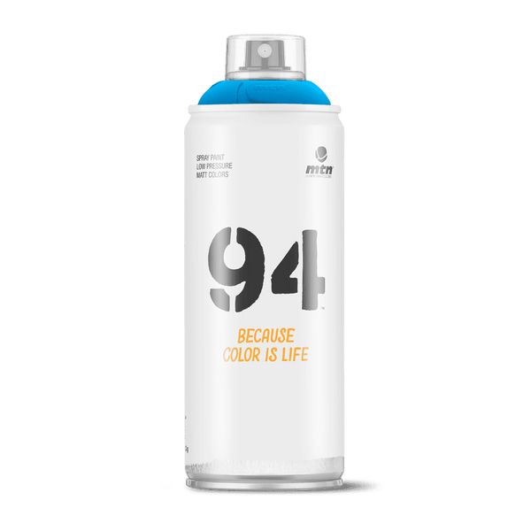 MTN 94 Spray Paint - Europe Blue | Spray Planet