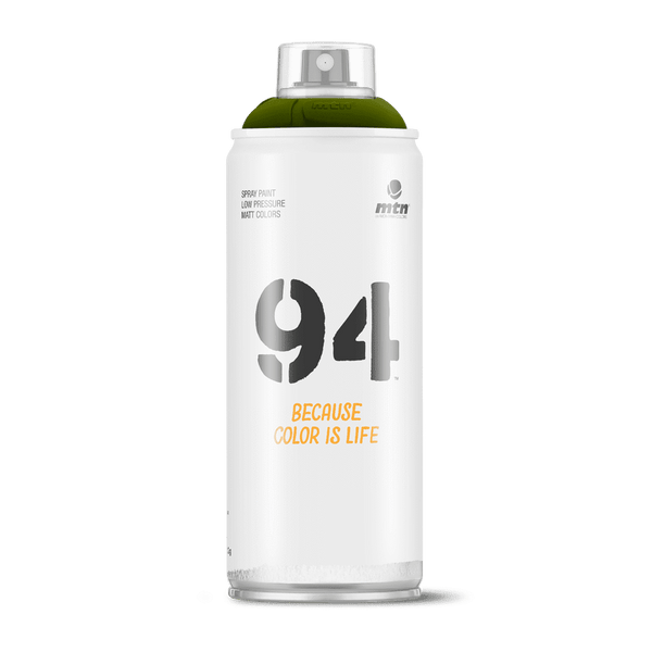 MTN 94 Spray Paint - Euskadi Green | Spray Planet