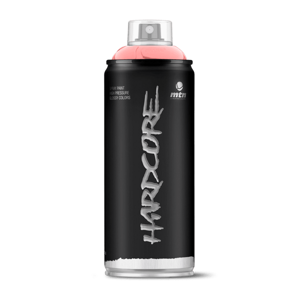 MTN Hardcore Spray Paint - Flamingo | Spray Planet