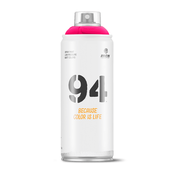 MTN 94 Spray Paint - Fluorescent Fuchsia | Spray Planet
