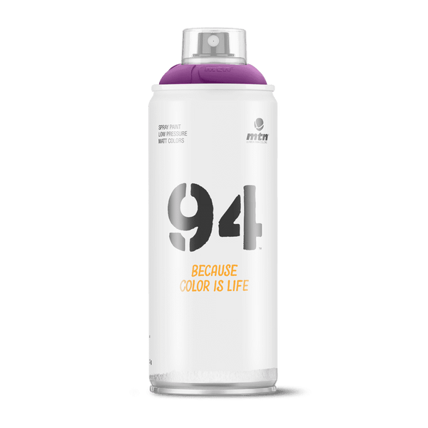 MTN 94 Spray Paint - Fluorescent Violet | Spray Planet
