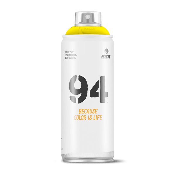 MTN 94 Spray Paint - Fluorescent Yellow | Spray Planet