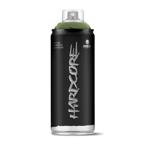MTN Hardcore Spray Paint - Forest Green | Spray Planet
