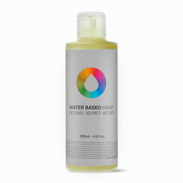 MTN Water Based Paint Refill 200ml - Frame Gold | Spray Planet