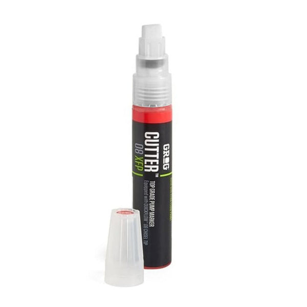 Grog Cutter 8 Paint Marker - 8mm - Ferrari Red