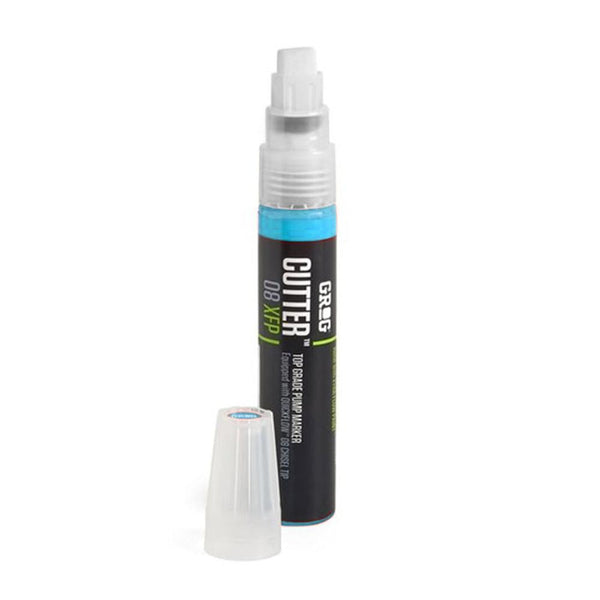 Grog Cutter 8 Paint Marker - 8mm - Iceburg Blue