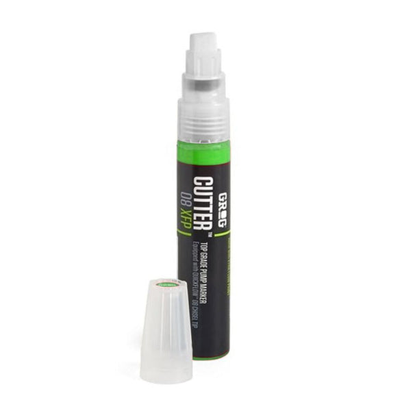 Grog Cutter 8 Paint Marker - 8mm - Laser Green