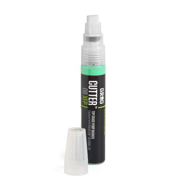 Grog Cutter 8 Paint Marker - 8mm - Miami Green