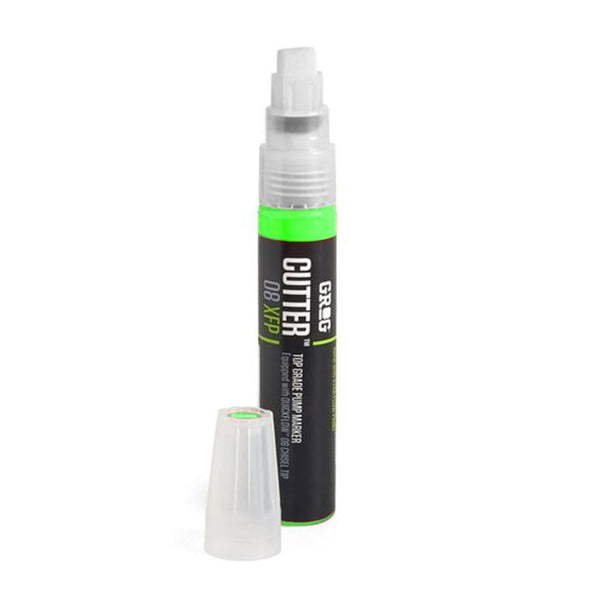 Grog Cutter 8 Paint Marker - 8mm - Neon Green