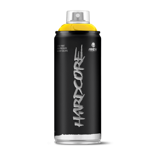 MTN Hardcore Spray Paint - Ganges Yellow | Spray Planet