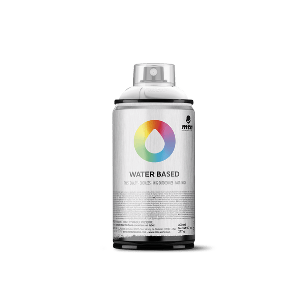 MTN Water Based 300 Spray Paint - Glossy Varnish | Spray Planet