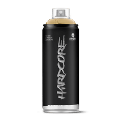 MTN Hardcore Spray Paint - Gold