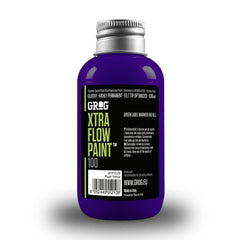 Grog Xtra Flow 100ml Paint Refill - Goldrake Purple