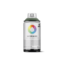 MTN Water Based 300 Spray Paint - <strong>NEW</strong> Grey Green Dark (WRV-346)