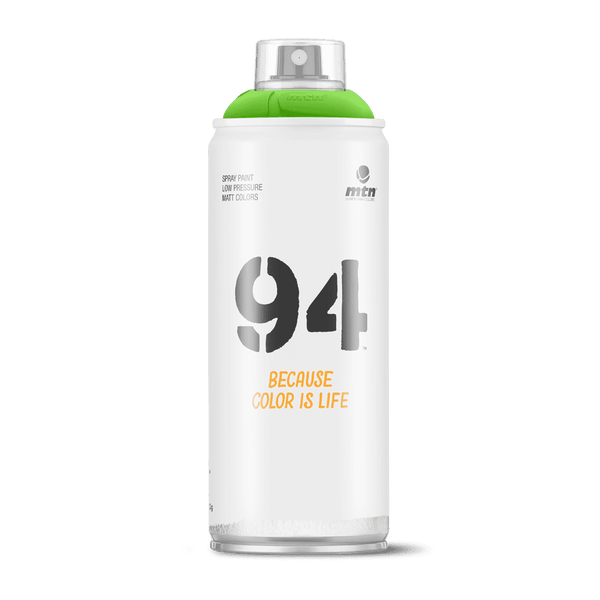 MTN 94 Spray Paint - Guacamole Green | Spray Planet