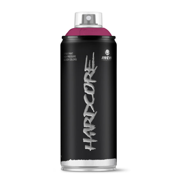 MTN Hardcore Spray Paint - NEW Pure Purple | Spray Planet