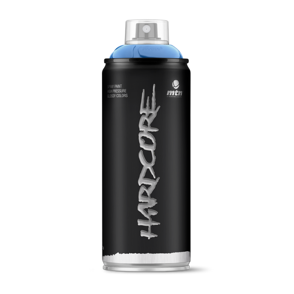 MTN Hardcore Spray Paint - Hortensia Blue | Spray Planet