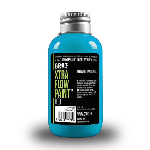 Grog Xtra Flow 100ml Paint Refill - Iceberg Blue