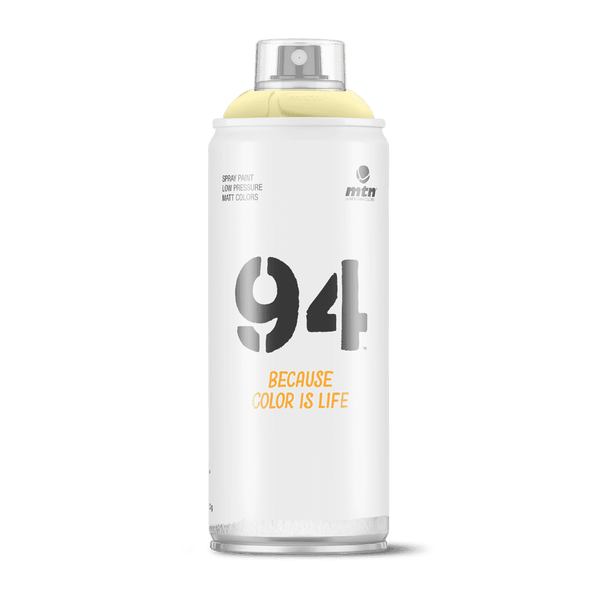 MTN 94 Spray Paint - Ipanema Yellow | Spray Planet