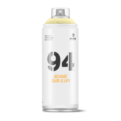 MTN 94 Spray Paint - Ipanema Yellow (9RV-189)
