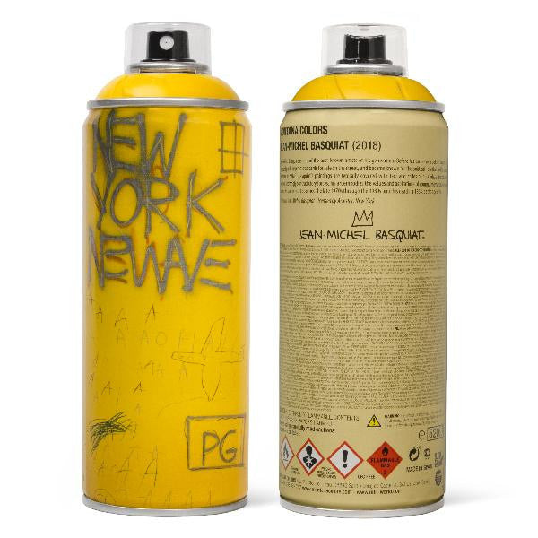 Jean-Michel<br>Basquiat Special<br>Edition Can - El Dorado