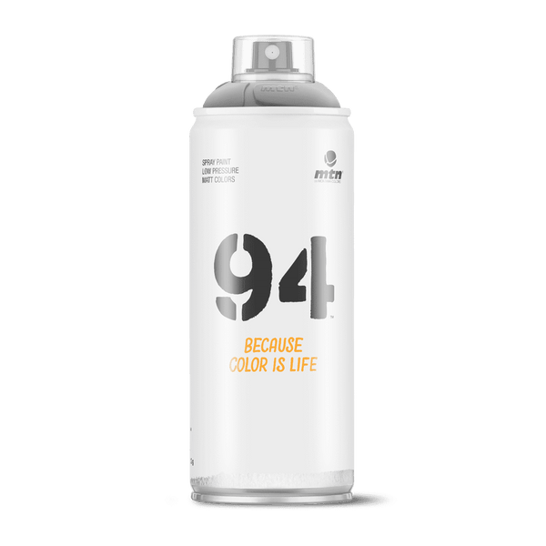 MTN 94 Spray Paint - Silver Jewel | Spray Planet
