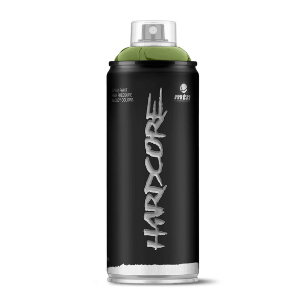 MTN Hardcore Spray Paint - Khaki Green | Spray Planet