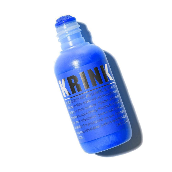 Krink K-60 Paint Marker Squeezer - Blue | Spray Planet