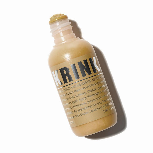 Krink K-60 Paint Marker Squeezer - Gold | Spray Planet