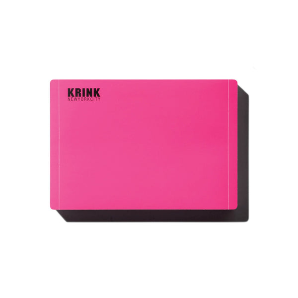 KRINK Super Permanent Stickers - Fluorescent Pink | Spray Planet