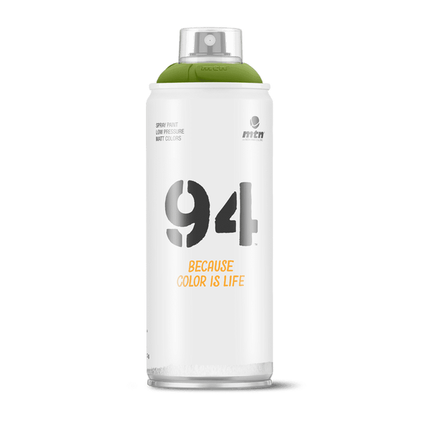 MTN 94 Spray Paint - Krypton Green | Spray Planet