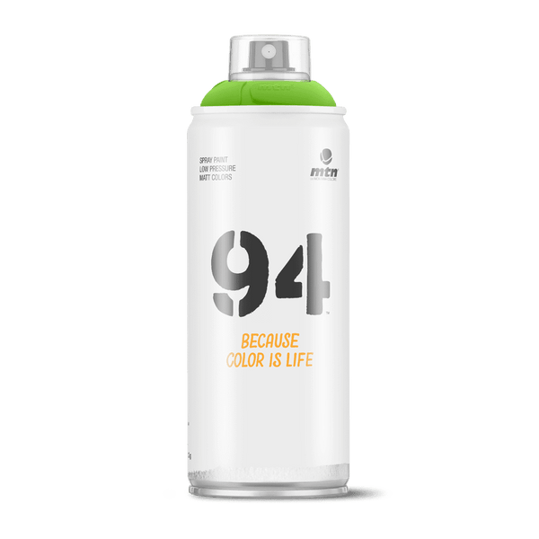 MTN 94 Spray Paint - Laser Green | Spray Planet