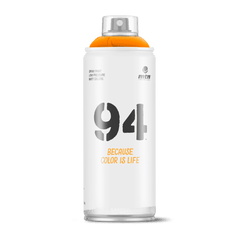 MTN 94 Spray Paint - Lava Orange (9RV-106)
