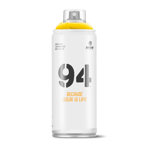 MTN 94 Spray Paint - Light Yellow | Spray Planet