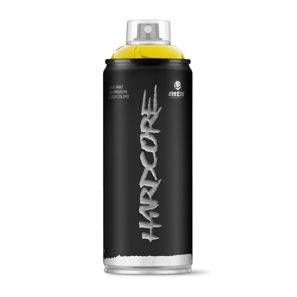 MTN Hardcore Spray Paint - <strong>Light Yellow</strong> (HRV-1021)